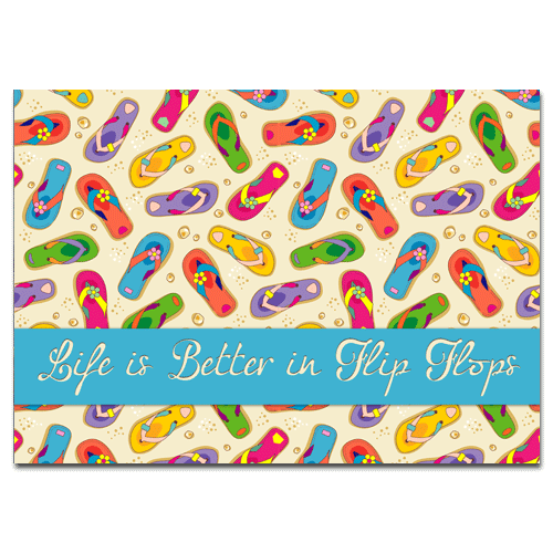Life-is-Better-in-Flip-Flops-Cutting-Board-Blue