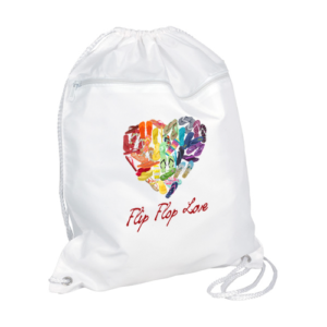 Flip Flop Love Tote Bag