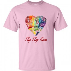 Flip Flop Love Ultra Cotton T-Shirt