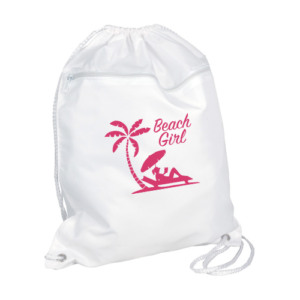 Beach Girl Tote Pink